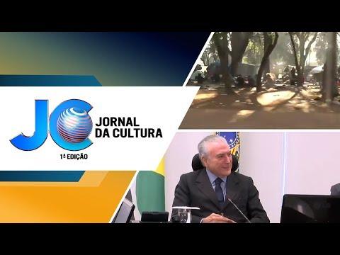 Jornal da Cultura 1ª Edição | 26/05/2017
