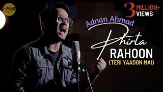 Phirta Rahoon | Teri Yaadon Mein | cover Adnan Ahmad | Sing Dil Se | The Killer | KK