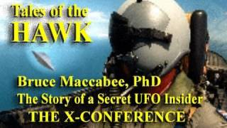 Tales of the Hawk - A Secret UFO Insider - Bruce Maccabee, PhD
