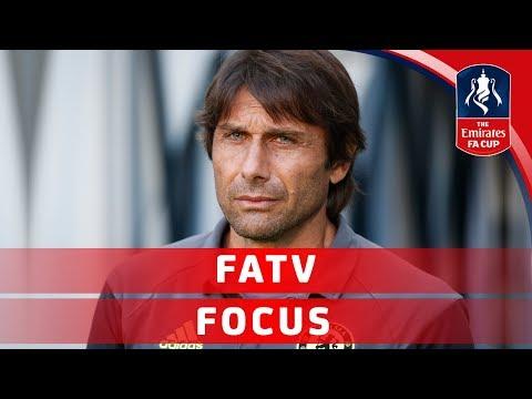 Antonio Conte on the Emirates FA Cup Final & John Terry's Chelsea farewell | FATV Focus