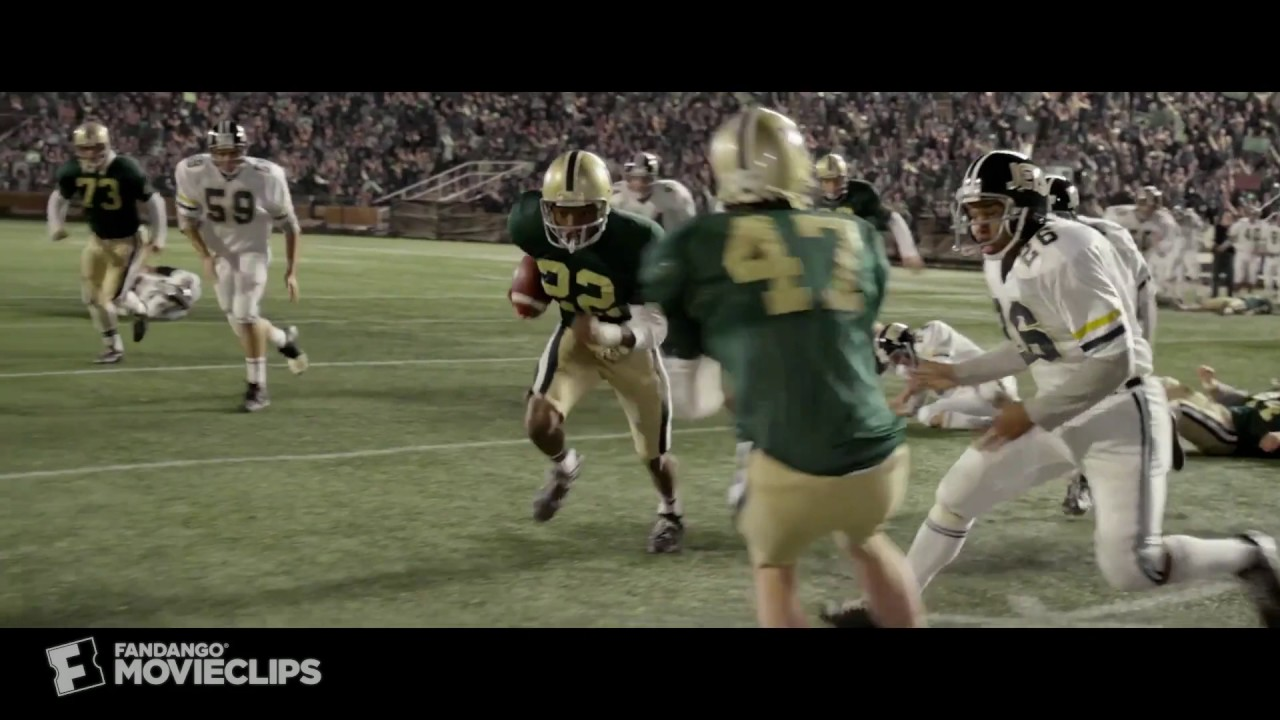 Download Woodlawn 2015   Touchdown Tony Nathan Scene 9 10   Movieclips