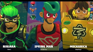 4 Minutes of Arms Online Matches