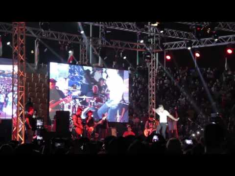 Qatar Sports Club Yeng Beverly Cristine Kamikazee Concert May 9, 2014