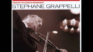 Stephane Grappelli  Tributo To Django Reinhardt Full álbum