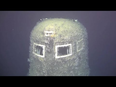 The Sunken Soviet Submarine That's Leaking Vast Amounts of Deadly Waste
