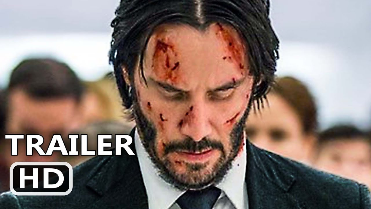 Download JOHN WICK 3 Official Trailer (2019) Keanu Reeves, Action Movie HD