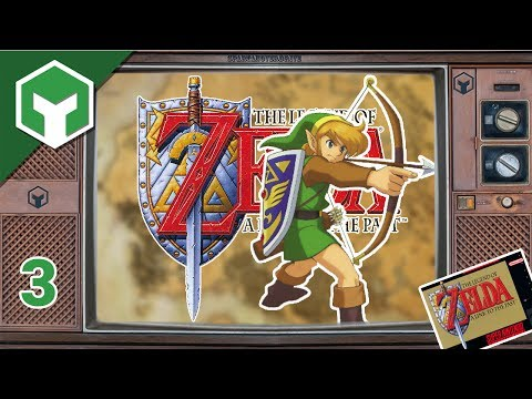 Eastern Palace COMPLETED   Zelda Link to the Past   SNES mini Classic