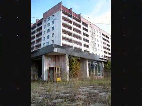 Chernobyl Disaster Pictures