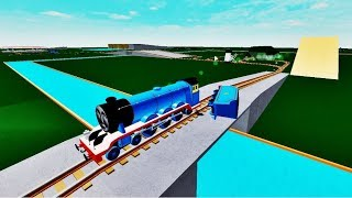 Thomas And Friends (Naughty Gauge) Cool Beans Railway Style Roblox 2
