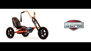 Детский веломобиль BERG Choppy, BERG Buzzy Fiat 500 и BERG Buzzy(В данном видео представлены три модели BERG для самых маленьких водителей: BERG Buzzy - четырехколесный велосипед..., 2015-05-22T07:24:05.000Z)
