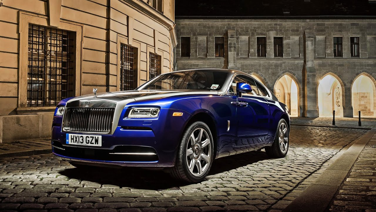 2014 Rolls Royce Wraith Review Outside Inside