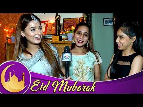 SARA KHAN EID Celebrations At Her House | EID MUBARAK |