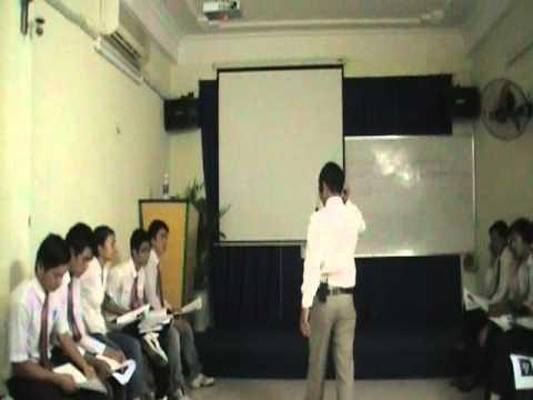 V group khóa 1 tập ngồi thiền