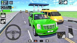 Offroad Cadillac Escalade #2 - Fun Police SUV Game! Android gameplay