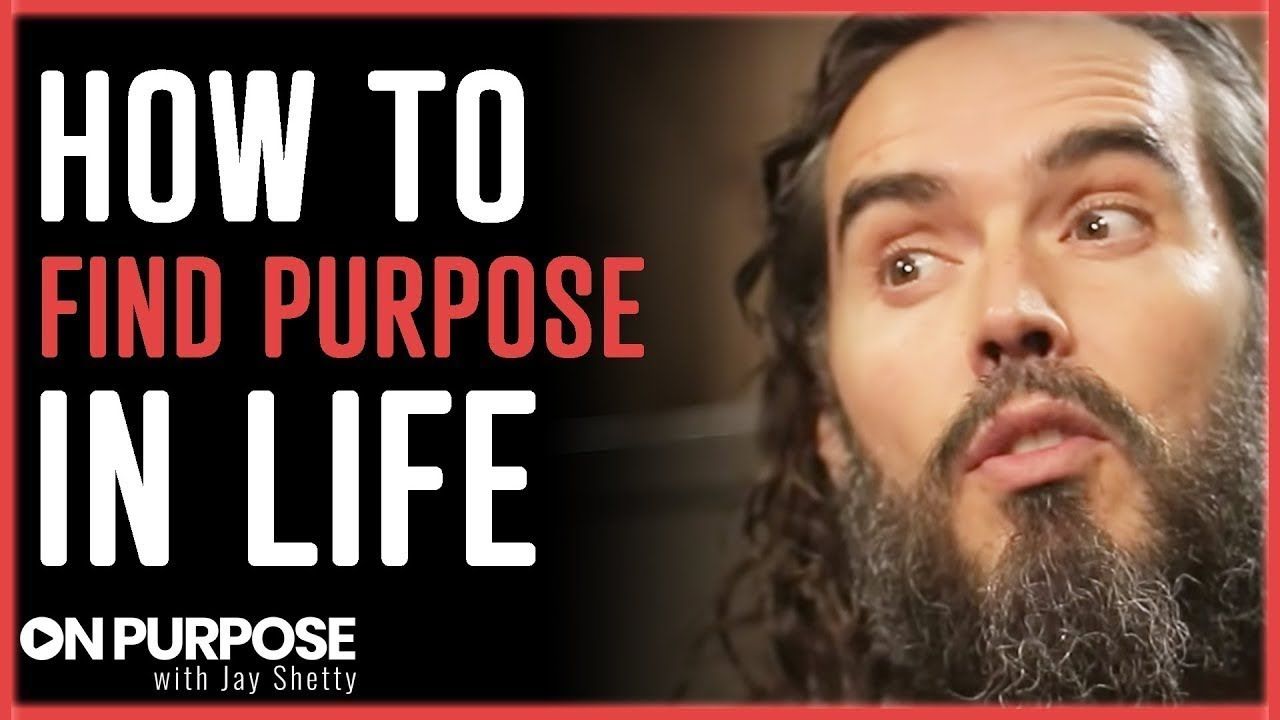 Russell Brand: ON How He Nearly Ruined His Career | On Purpose Podcast Ep. 2