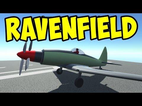 Ravenfield - New Airplanes, Aircraft Carrier, Anti-aircraft Guns! - Ravenfield Gameplay