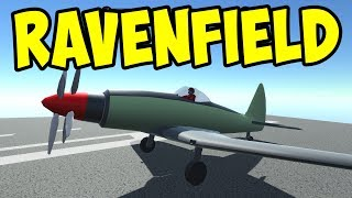 Ravenfield - New Airplanes, Aircraft Carrier, Anti-aircraft Guns! - Ravenfield Gameplay