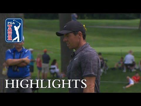 Rory McIlroy's highlights | Round 1 | Bridgestone 2018