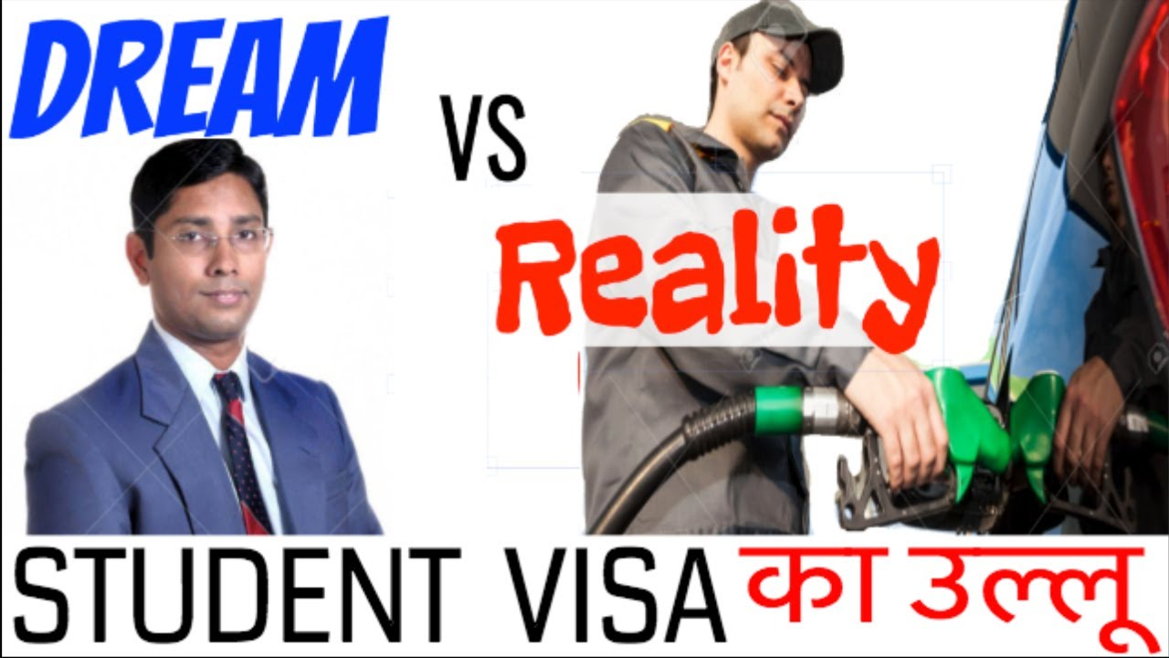 Dream Vs Reality Indian Nepali Stani Student In Usa Canada Australia New Zealand Uk