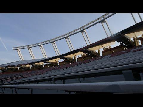History of Williams-Brice Stadium