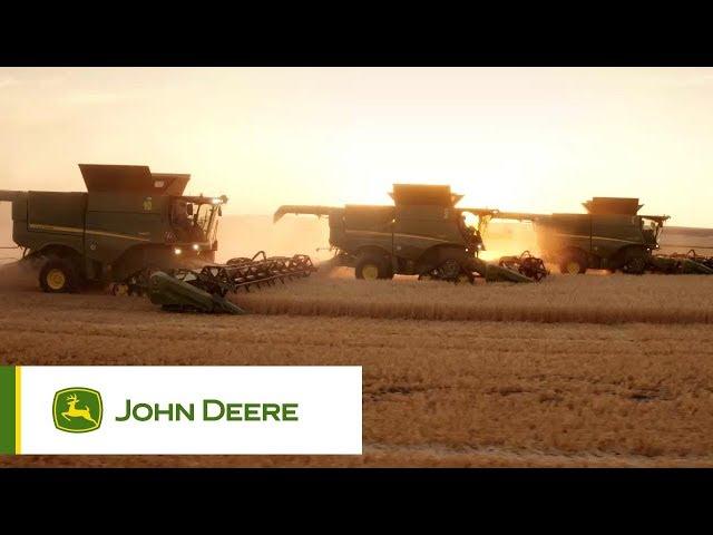 John Deere - Field impressions - Fleet