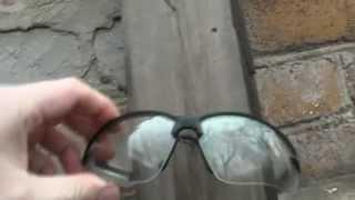 Краш-тест  и обзор. Очки защитные и не только