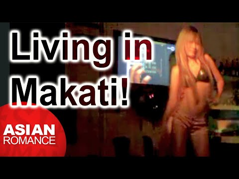 Living in the Philippines:  A Guy Walks Into a Bar in Makati....