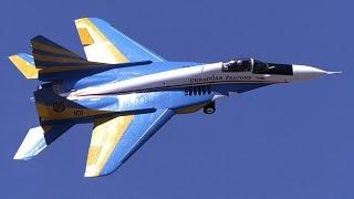 СМИ: Украинский МиГ-29 сбит в Луганской области