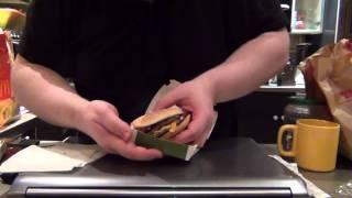 Обзор еды из Макдональдса Макфреш