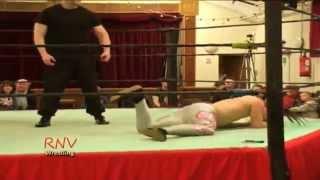 RNV Wrestling: Doorman Dom vs Alex Kent (Custom Edit)