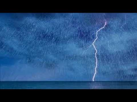 rain and thander