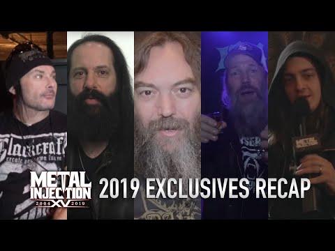 Metal Injection 2019 Highlight Recap | Metal Injection