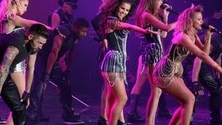 Girls Aloud TenReunion Tour 2013  - Intro Sound of the Underground-  No Good Advice Full HD 50p