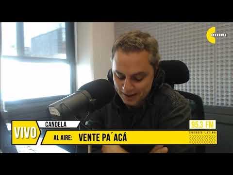 Jose Miguel Viñuela, Prepárate para que lo sientas - Radio Candela