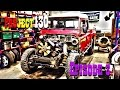 Land Rover Defender 127/130 RestoMod Rebuild - Episode 3