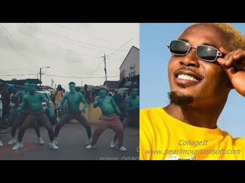 Ghanaian dancer who was featured in Shatta Beyonce video speaks with all gratefulness Dancegod Lloyd
