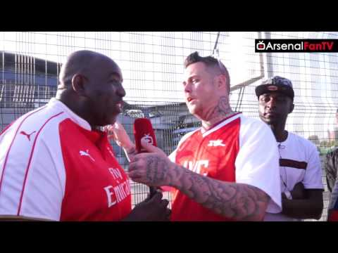 Arsenal 2-2 Man City | It's Like North Korea, You Can't Have An Opinion says DT