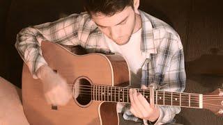 Love Is Not A Fight (Warren Barfield - acoustic version) - Mateus Lemos