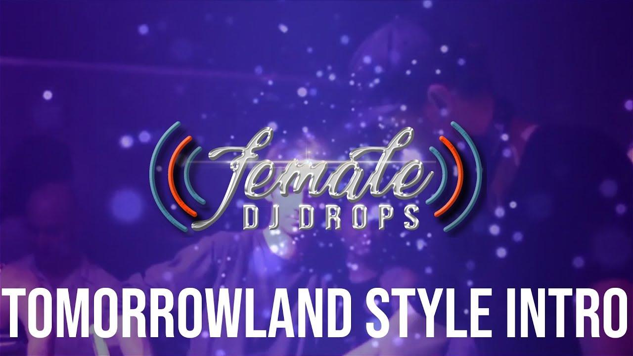 Custom DJ Drops   DJ Intros   British DJ Drops   Female DJ Drops