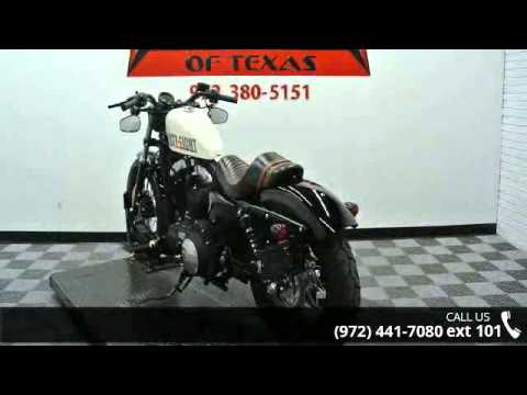 2014 Harley-Davidson XL1200X - Sportster Forty-Eight  - D...