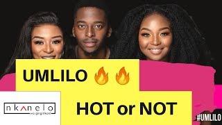 Is umlilo by dj zinhle ft. muzzle & rethabile the hottest song right now? mandla gingirikani debates on nkanelo wa gingirikani. channels subscribe to...