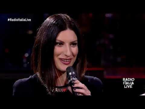 LauraPausini Radio Italia Live 16/01/2019