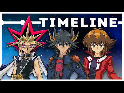 The YuGiOh Timeline