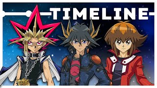 The YuGiOh Timeline and Lore Explained ( Duel Monsters, 5Ds, and GX )   Anime Explained