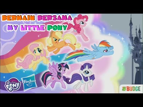 My Little Ponny Mlp Fim Kuda Poni Kartun Animasi Anak Indonesia Part 1 Youtube