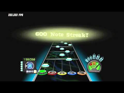 Devil N' Bass 100% FC - GH3 Custom (Preview)