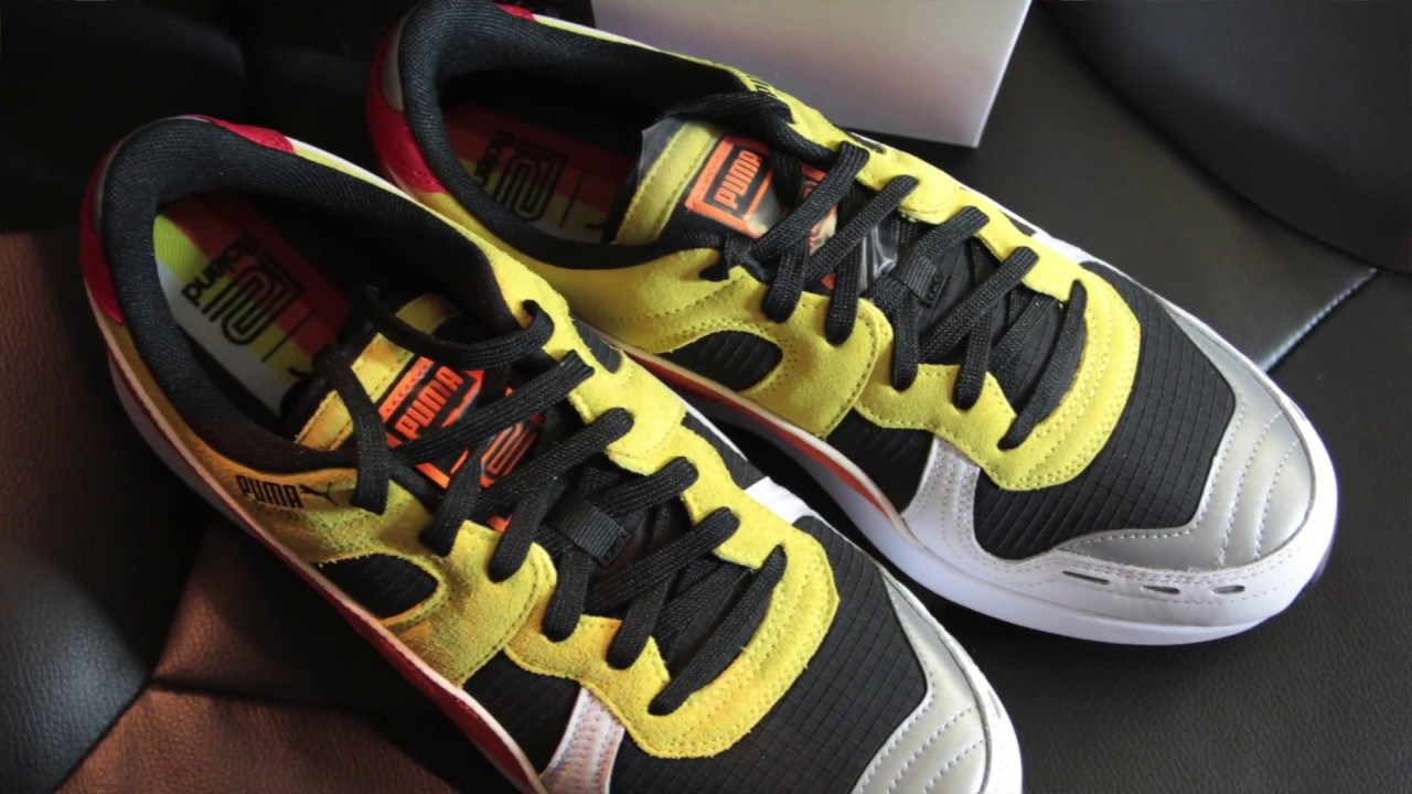 Roland and Puma reveal new TR 808 sneakers |