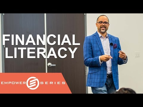 Mark Howard: Financial Literacy | Empower Series 2018