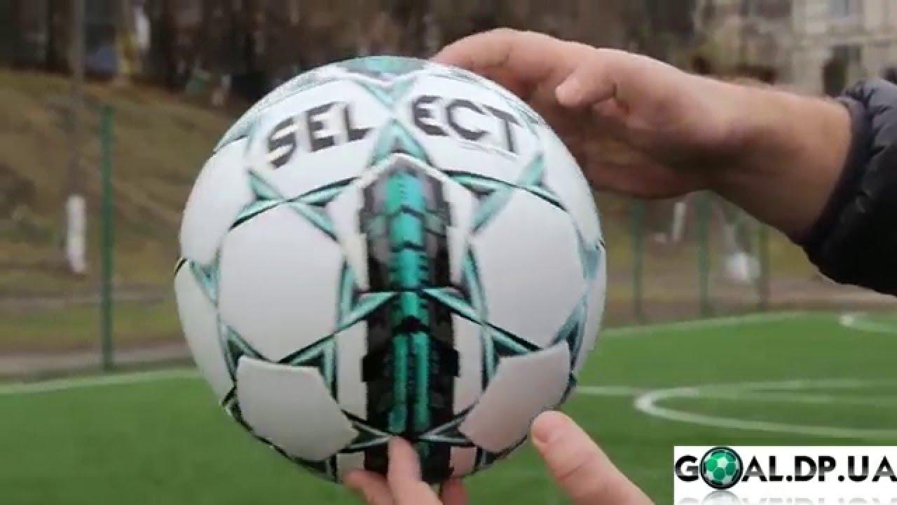 Мяч для уличного футбола Select Street Soccer - YouTube
