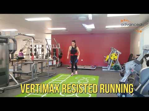 VERTIMAX RESSISTED RUNNING